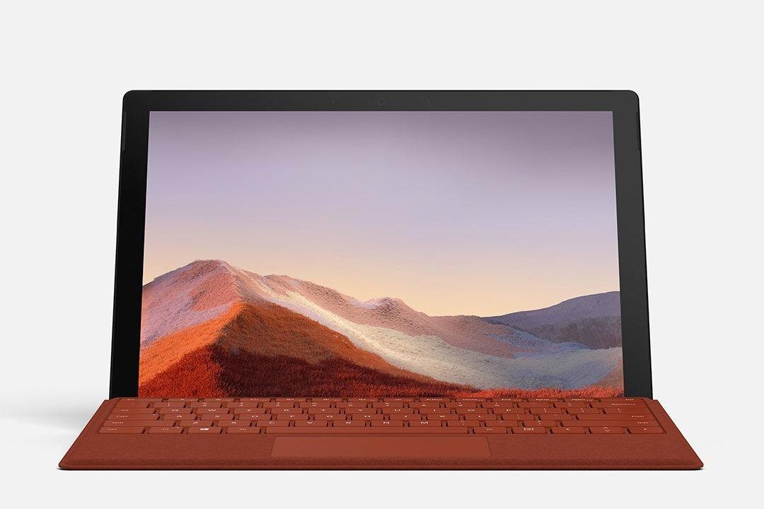 Microsoft cập nhật Surface Pro 7 với cổng USB-C