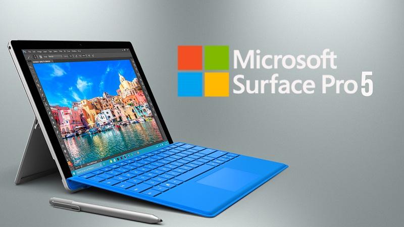 máy tính surface pro 5